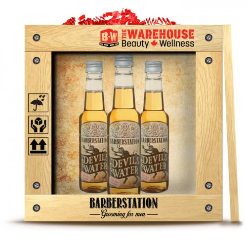 Barberstation Devil's Water